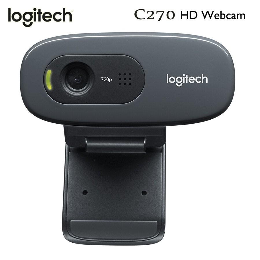 Logitech C270 Desktop and Laptop HD webcam