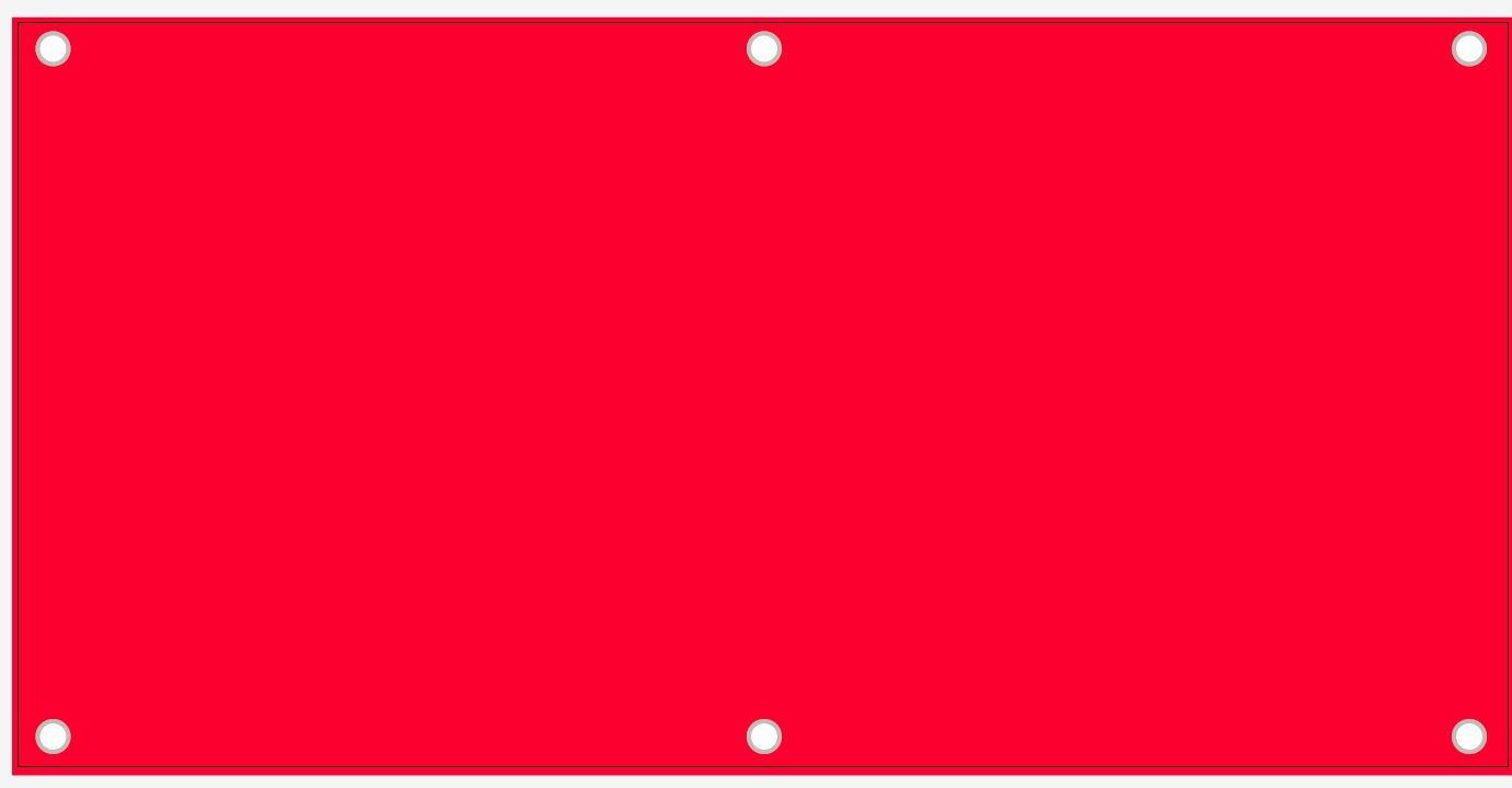 Blank Vinyl Banner-1200mm X 600mm