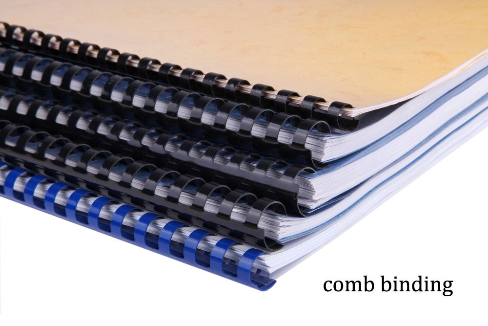 A4 Printing and Binding (Punch Holes)