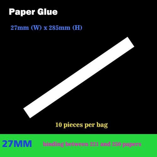 27mm paper glue