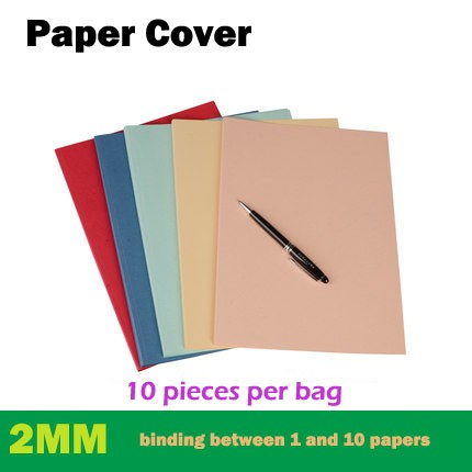 2mm A4 Hard Paper Cover