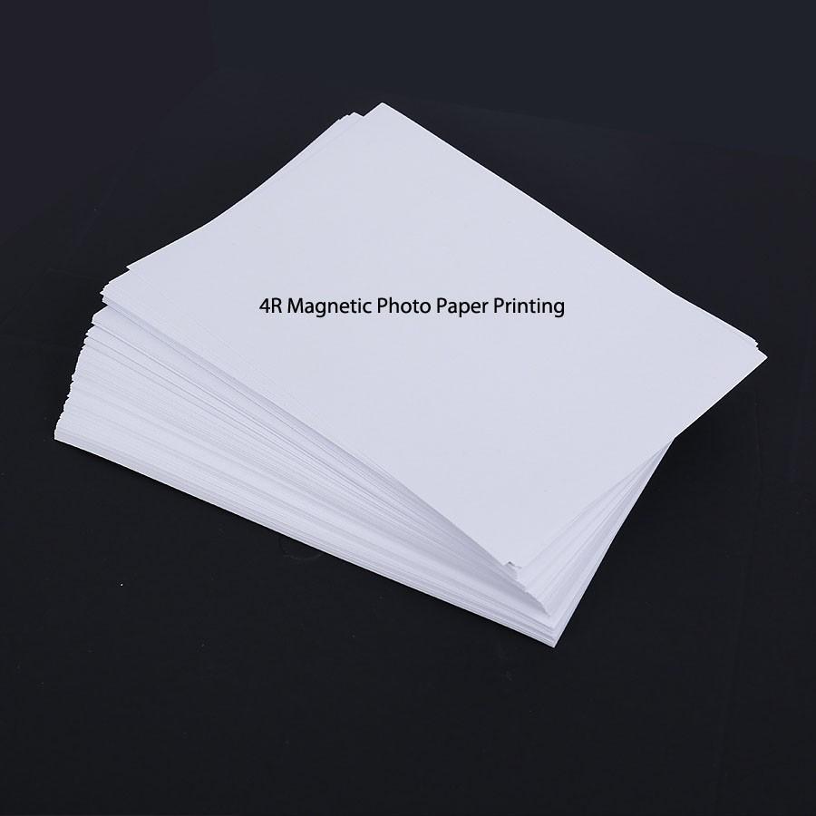 4R magnetic photo printing