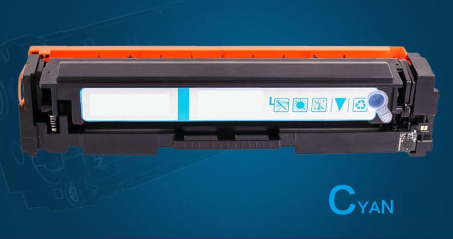Refillable Toner Cartridge (Cyan) for HP M252DW