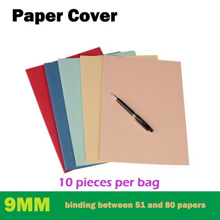 9mm A4 hard paper cover