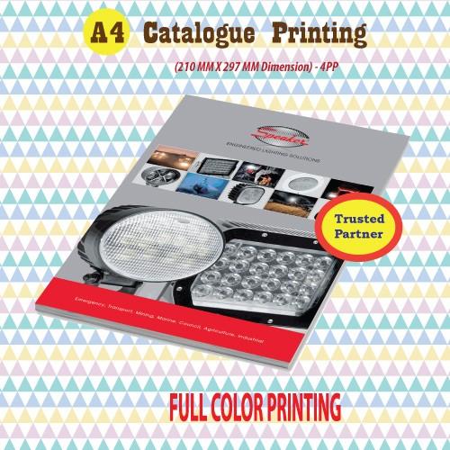 a4 catalogue printing