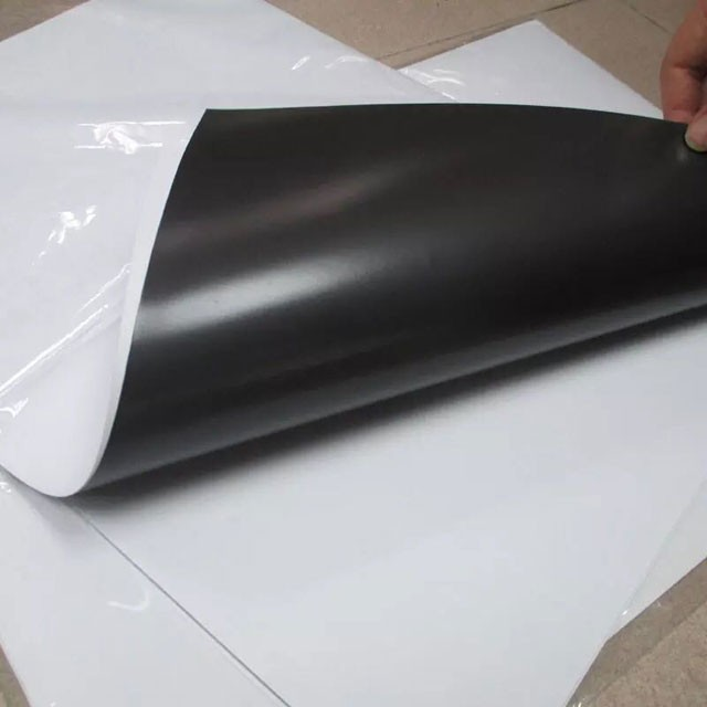 A4 glossy magnetic photo paper