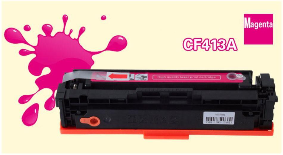 Refillable Toner Cartridge (Magenta) for HP M452DN