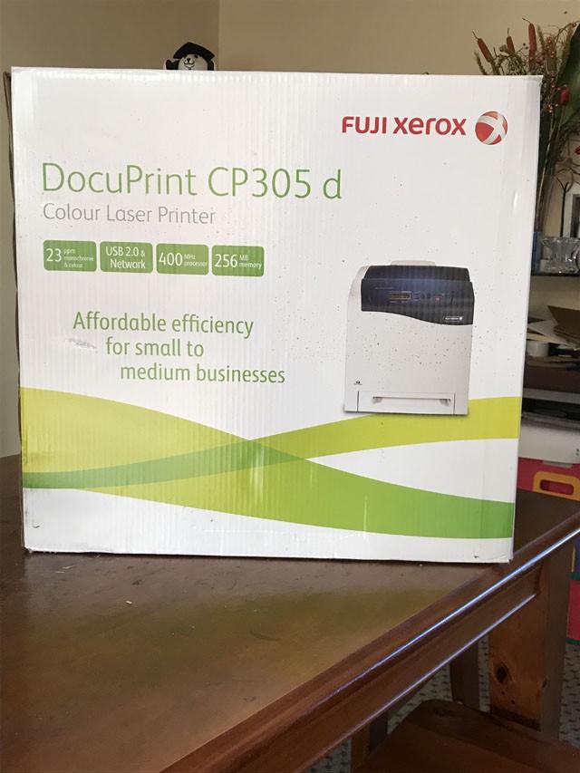 Fuji Xerox CP305d