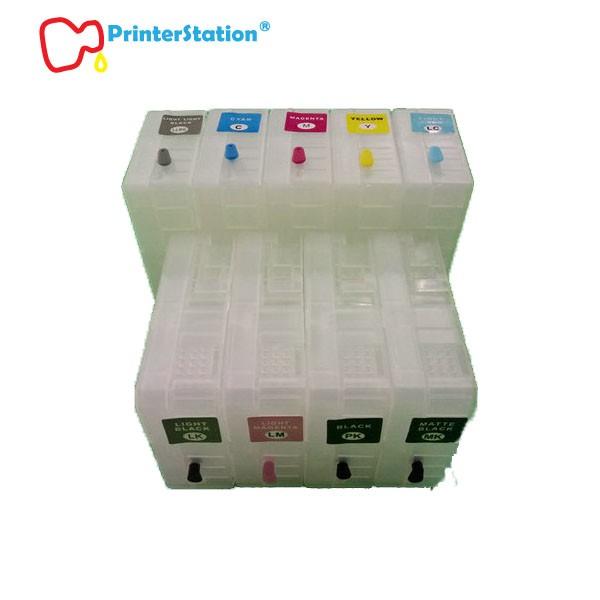 Empty Refillable Ink Cartridges for Epson SureColor SC-P800