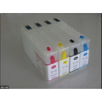 Empty Refillable Ink Cartridge for Epson Workforce Pro WP 4520, 4530, 4533, 4540, 4590, 4010, 4020, 4023, 4090