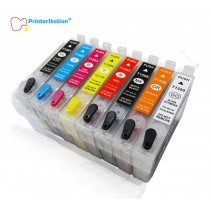 Empty Refillable Ink Cartridges for Epson SureColor P405