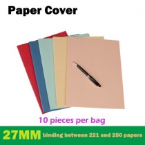 27mm A4 hard paper cover