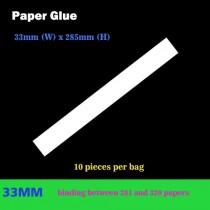 33mm paper glue