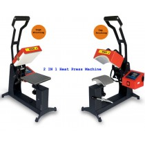Cap and Logo Heat Press Machine PS-0002HHM