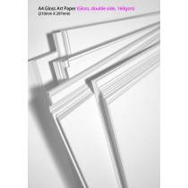A4 gloss art paper
