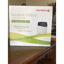 Fuji Xerox CP305d Color Laser Printer