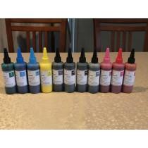 Refill Pigment Ink for Epson Stylus Pro 4900 4910 Inkjet Printer