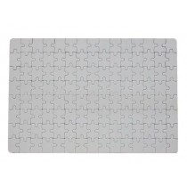 Blank Rectangular Jigsaw