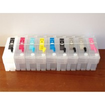 Empty Refillable Ink Cartridges for Epson SureColor SC-P600