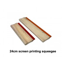 24cm length screen printing squeegee